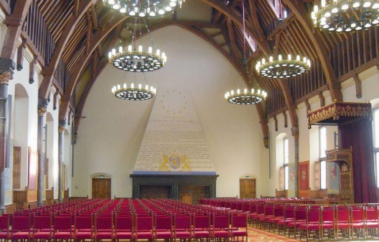 De Ridderzaal in Den Haag - cc