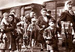 Veel Duitsers werden na de Tweede Wereldoorlog door de Polen verdreven.