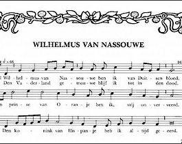 Wilhelmus geschreven tijdens Haarlems Beleg