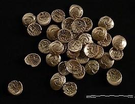 Bijzondere Keltische muntschat ontdekt in Maastricht