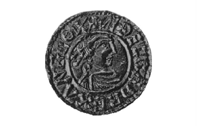 Aethelred I (ca. 837-871) - Koning van Wessex en Kent