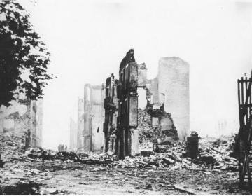 Ruïnes van Guernica - Bundesarchiv