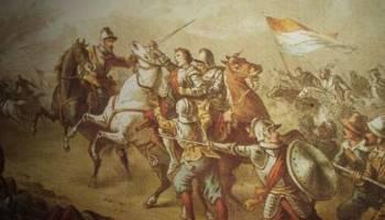 21d681dcff5 Adolf van Nassau (1540-1568) -  Ghebleven In Vriesland in den slaech