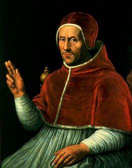 Paus Adrianus VI (1459-1523)