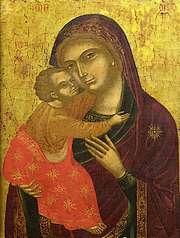 Expositie: Iconen van de Moeder Gods