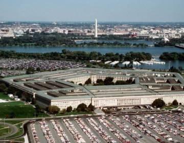 Het Pentagon – Ministerie van Defensie van Amerika - cc