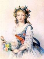 Tsarina Elisabeth Alexandrovna