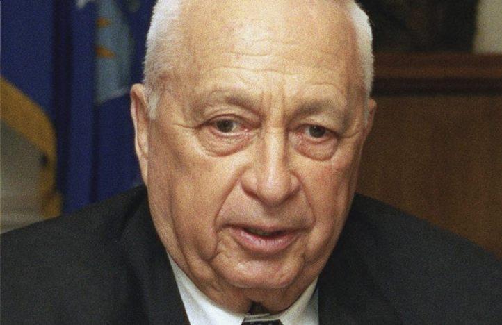 Ariel Sharon (Publiek Domein - Helene C. Stikkel - wiki)