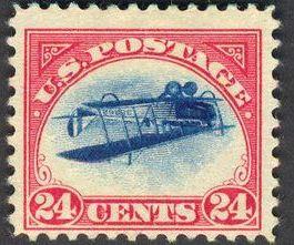 Zeldzame postzegel onder de hamer