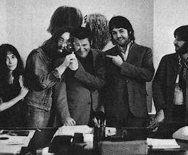 Oud-manager Beatles en Stones overleden