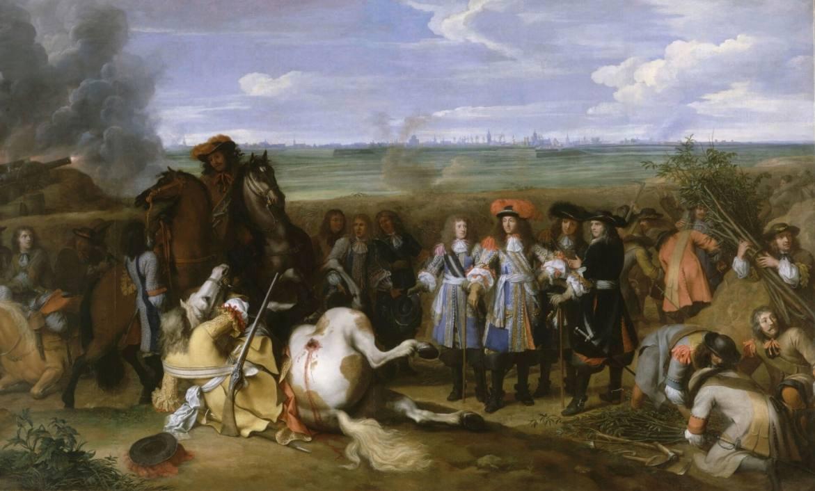 De Devolutieoorlog (1667-68) en de Triple Alliantie