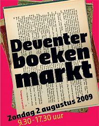 Deventer Boekenmarkt: 878 boekenkramen