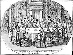 Vergadering van de Heren XVII
