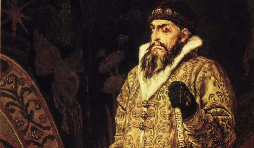 Ivan IV de Verschrikkelijke (1530-1588)