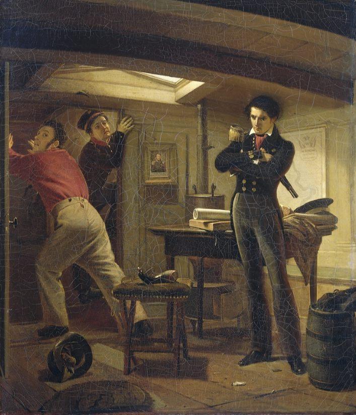 Jan van Speijk  - Jacobus Schoemaker Doyer, 1834