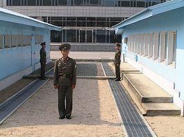 De gedemilitariseerde zone (DMZ)