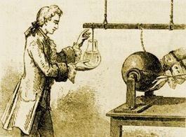 Pieter van Musschenbroek en de Leidse fles