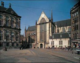 Nieuwe Kerk in Amsterdam