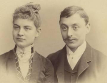 Het echtpaar Kröller Müller . Foto: KMM