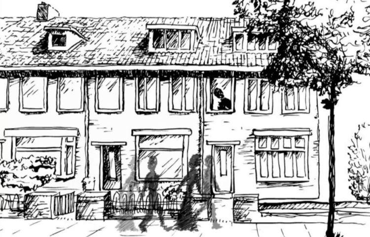 Ondergedoken als Anne Frank - Still Video