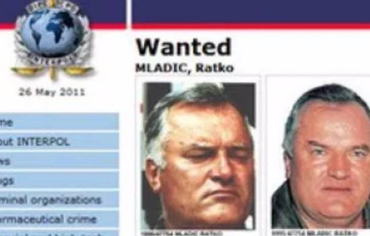 Opsporingsbericht Interpol