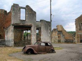 Ruïne in Oradour – Foto: CC/TwoWings