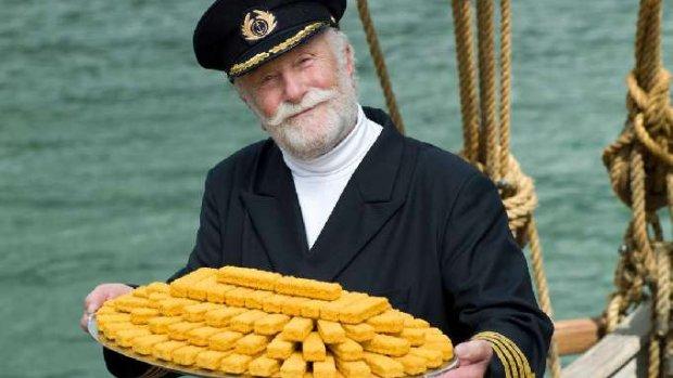 Kapitein Iglo - Verslaafd aan vissticks