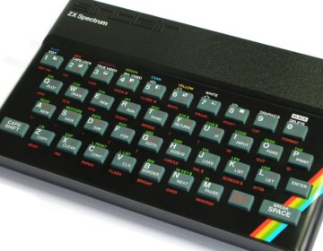 Clive Sinclair (1940) - Maker van de ZX Spectrum