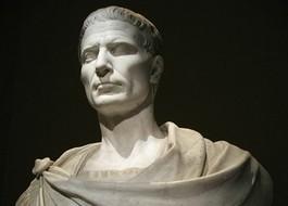 Buste van Julius Caesar