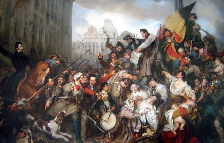 Belgische Opstand