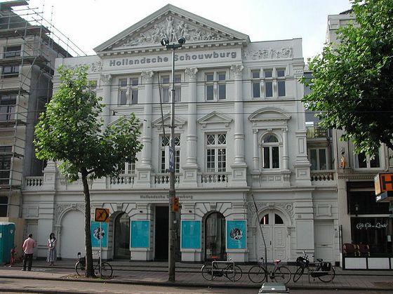 Hollandsche Schouwburg in Amsterdam