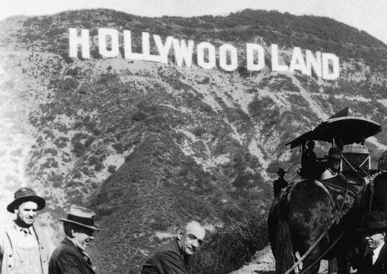 13 juli 1923 – Hollywood krijgt zijn 'Hollywood Sign'