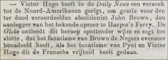 Dagblad van Zuidholland en 's Gravenhage, 13 december 1859 (http://kranten.kb.nl)