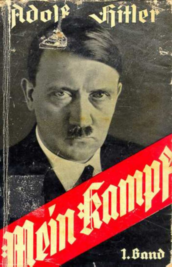 Citaten Uit Mein Kampf : Was adolf hitler een jood