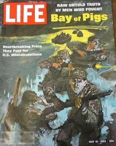 Invasie in de Varkensbaai in Life