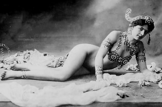 Exotische erotische Ballfotos