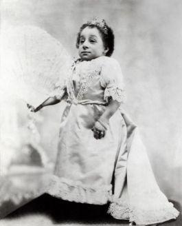 Paulina Musters, het 'kleinste vrouwtje aller tijden'