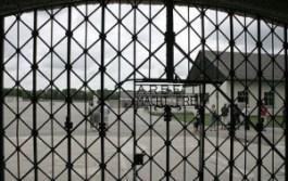 Ingang van Dachau