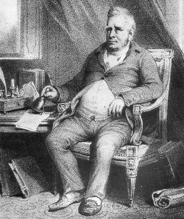Willem I geportretteerd enkele dagen voor zijn overlijden op 12 december 1843