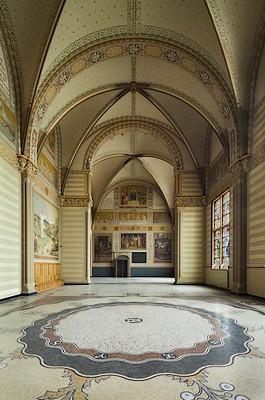 Voorhal van het Rijksmuseum - Foto: Rijksmuseum