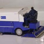 Frank Zamboni, uitvinder van de ijsdweilmachine