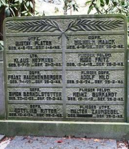Monument in Vorden voor omgekomen Wehrmacht-soldaten