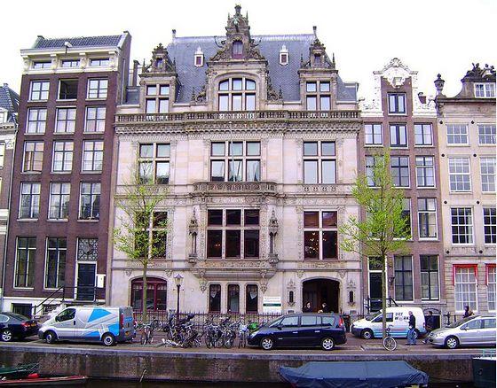 NIOD in Amsterdam