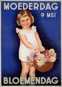 Affiche voor Moederdag