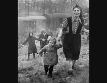 Amerikanen stuiten bij Farsleben op trein vol Joden