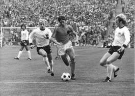 WK 1974 finale Nederland Duitsland - foto Deutsches Bundesarchiv
