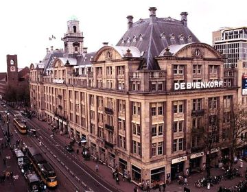 Bijenkorf in Amsterdam