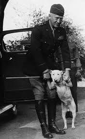 George S. Patton en Willie