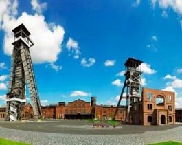 C-Mine  in Genk - Foto: Onroerend Erfgoed