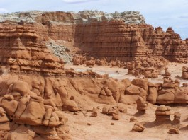Goblin Valley-park in Utah - Foto: CC